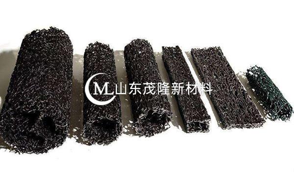 黑色塑料盲沟产品演示图1