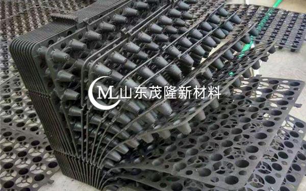 黑色蓄排水板产品演示图1