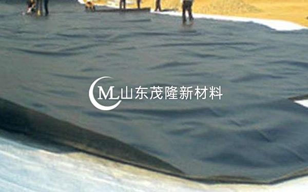 《昌赣涉铁工程项目》土工膜、三维排水网施工