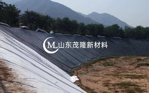 《福建三明市垃圾填埋场》土工布、土工膜施工