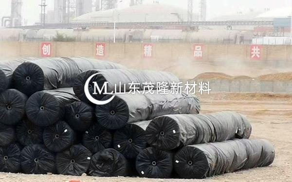 《中国石化库车商储库工程》土工膜、土工布施工  第7张