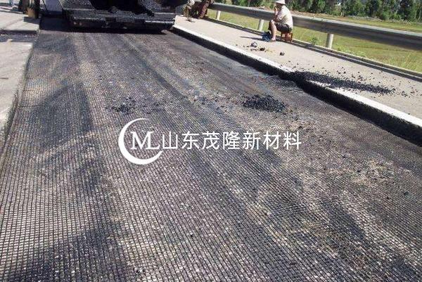 钢塑格栅对于道路加固的重要性