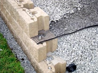 土工格栅施工案例——挡土墙的极限强度测试  第3张