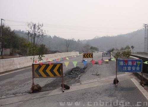 公路桥梁未老先衰 险情频发